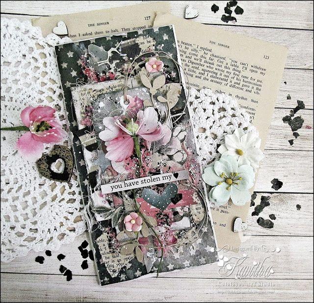 Card by Kavitha