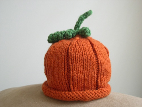 ... Pumpkin Hat | Knit & Crochet | Pinterest | Hats, Projects and Pumpkins