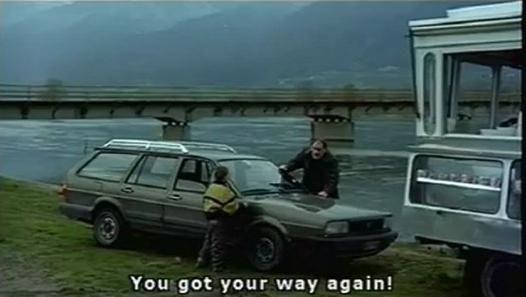 Μια Αιωνιότητα Και Μια Μέρα - Eternity and a Day (1998)  #greek