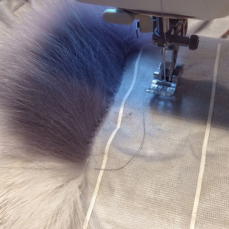 "It's time for some ""Fox On Fabric"", here we are using Blue Fox and dyed Shadow Fox."