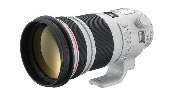 Canon: Un nuovo obiettivo Canon EF 300mm f / 2,8L IS in arrivo