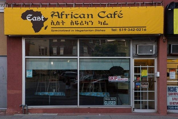 Restaurant review: East African Café offers shareable feasts in a relaxed and hospitable atmosphere