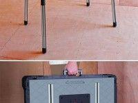 Husky-Portable-Jobsite-Workbench