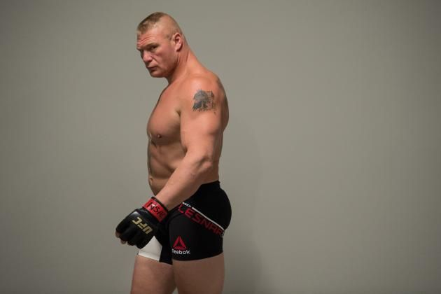 Brock Lesnar on His Future: 'Brock Lesnar Does What Brock Lesnar Wants to Do'