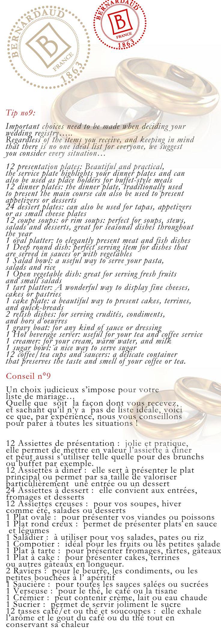 61 best my bernardaud wedding list ma liste de mariage bernardaud images on pinterest. Black Bedroom Furniture Sets. Home Design Ideas