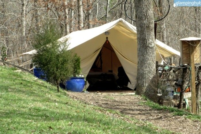 These 8 Luxury 'Glampgrounds' In North Carolina Will Give You An Unforgettable…