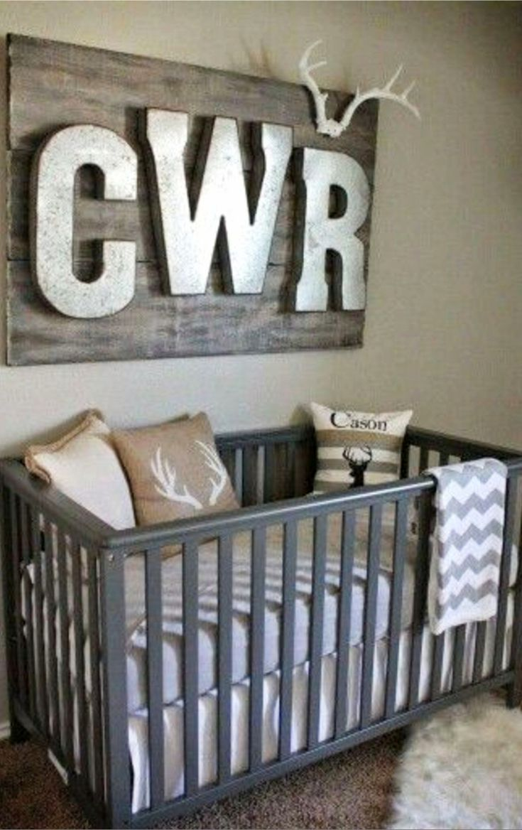 Baby Boy Nursery Themes - Rustic Baby Nurseries and Nursery Decor Ideas • baby boy nursery themes • rustic nursery • rustic baby nurseries • rustic nursery decor • hunting theme nursery • outdoor nursery themes • cabin nursery • woodland nursery decor • wood wall nursery • rustic baby decor