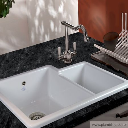 Classic Brindle 800 Inset Sink - Butler Sinks - Kitchen