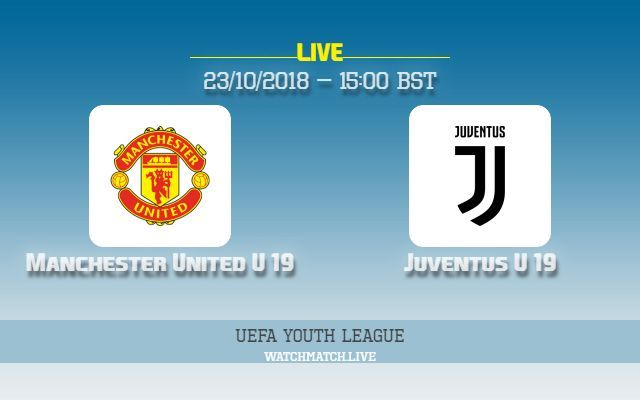 Manchester United U19 Vs Juventus U19 Live Stream Tv Channel Online Tv Channels Juventus
