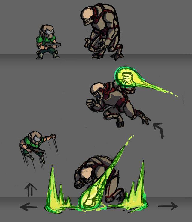 Image 4 - Mini DOOM 2 - Indie DB | Doom | Doom 2, Video