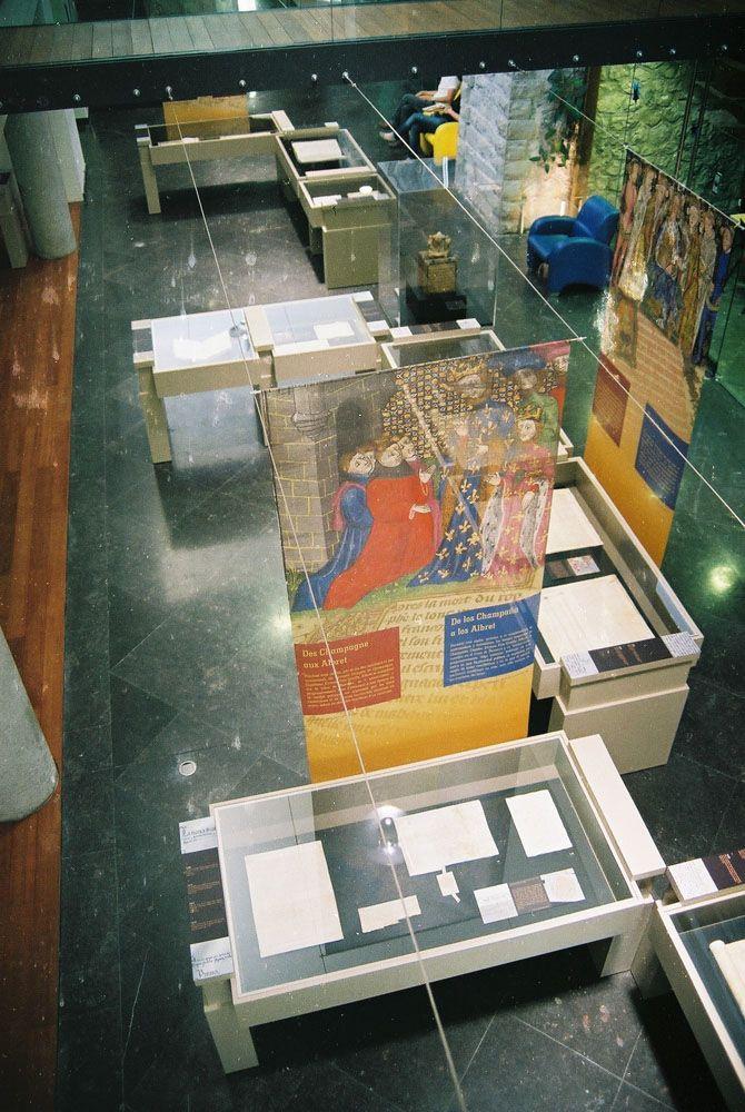 Exposición: Poder y Memoria. Príncipes franceses, Reyes de Navarra. Siglos XIII al XVI. En Pau, (Francia).