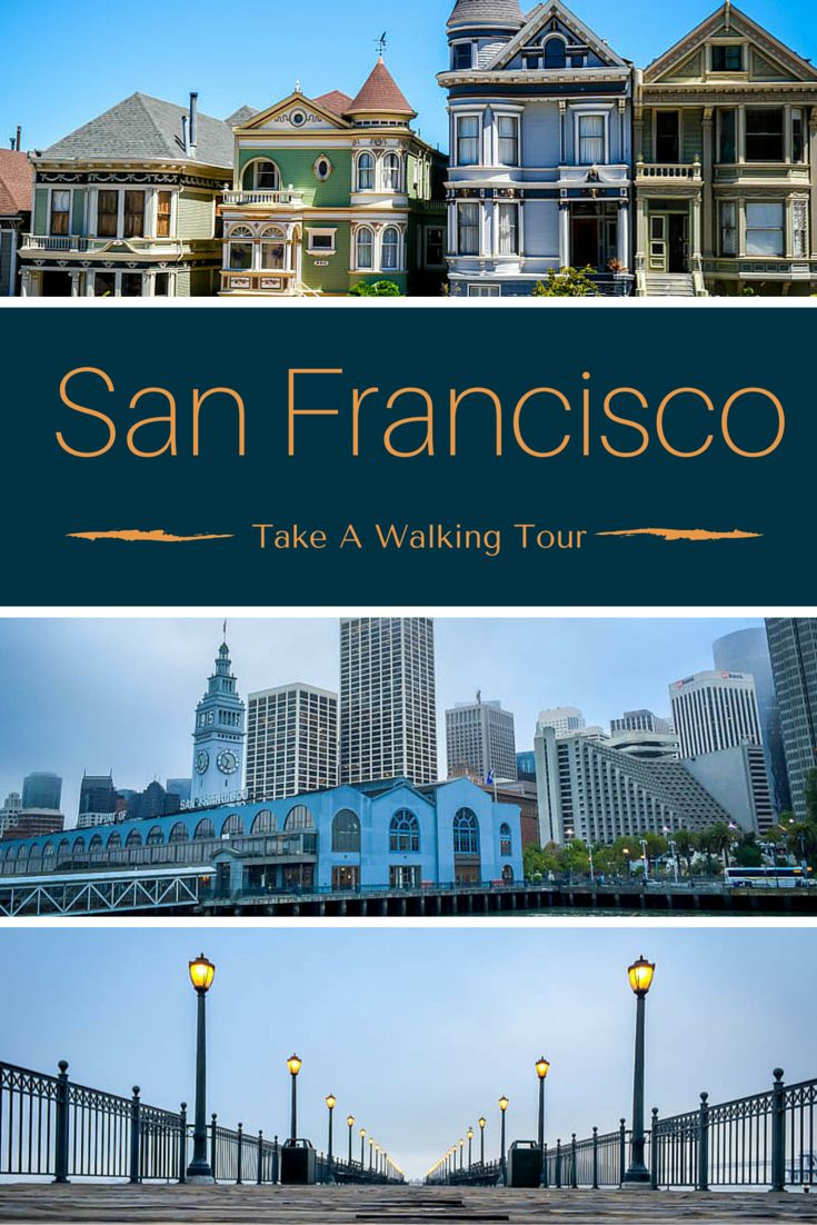 Heading to San Francisco? Try this one day walking tour itinerary to see the sites and explore charming neighborhoods.