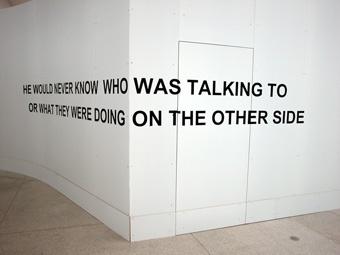 SAM DURANT ALL WORKS Break It/Fix It (collaboration with Monica Bonvinci), 2003 Installation view, Secession, Vienna