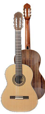 Ver Modelo B30 Guitarra Clásica del Constructor Francisco Bros, en el Blog de guitarra Artesana