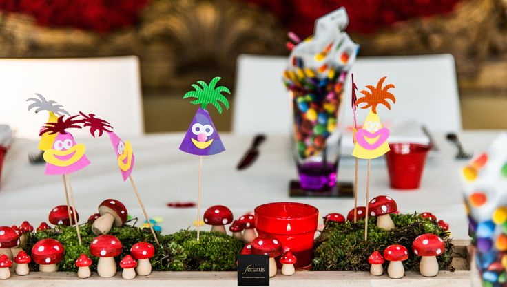 FERIATUS - Wedding VV - Candy Table - Candy Store - Kids