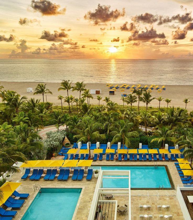 Royal Palm South Beach Miami, a Tribute Portfolio Resort, Miami Beach, Pool