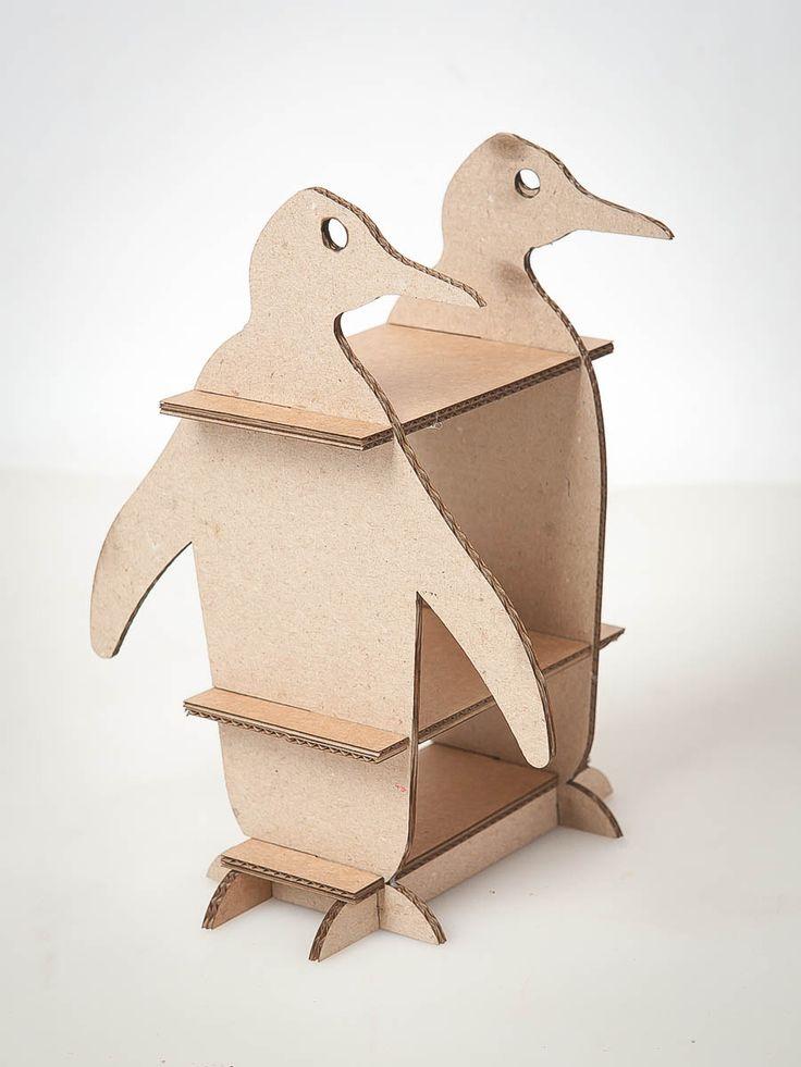 Penguin shelf