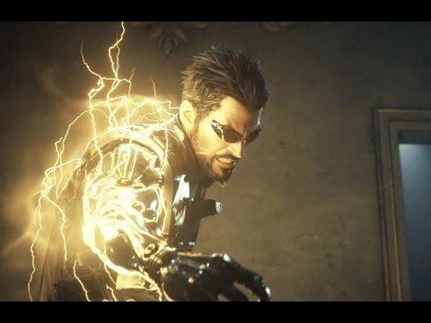 Deus Ex Mankind Divided   Gameplay Trailer HD