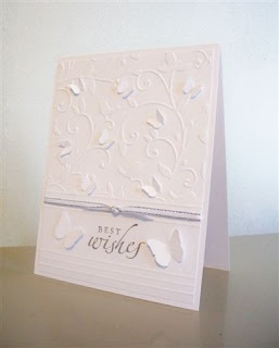 Great wedding card from LaLatty Stamp 'N Stuff: June 27, 2009