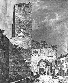 L'Arco dei Gavi, una storia urbana | Architettiveronaweb