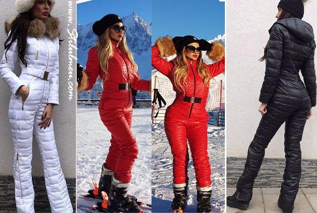 Reduceri la salopete dama impermeabile de intors capetele pe partia de ski!