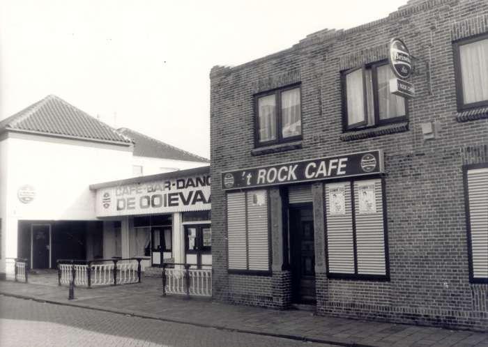 Hardrock café!  Mijn uitgaanstijd ,veel memories!