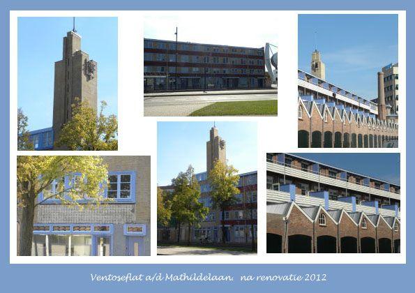 Ventoseflat, na renovatie, Mathildelaan, Eindhoven