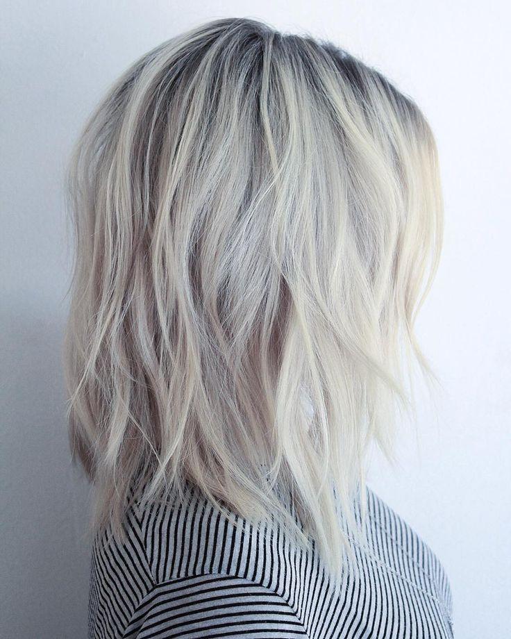"""Beach Grunge  Haircuts/Style/Photo by ME Balayage by @nidiaalire  #seattlehair…"