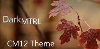 DarkMTRL Thyrus CM12 Theme v5.8  Viernes 13 de Noviembre 2015.Por: Yomar Gonzalez   AndroidfastApk  DarkMTRL Thyrus CM12 Theme v5.8 Requisitos: 5.0 Información general: DarkMTRL CM12 es un tema oscuro desarrollado para el motor del tema de CyanogenMod CM12. Se basa en el concepto original por el autor cuando Android 5.0 fue lanzado con componentes oscuros invertidas y los acentos y los aspectos más destacados del gris azul.Tenga en cuenta: Dada CM12 y su motor de temas siguen siendo WIP…