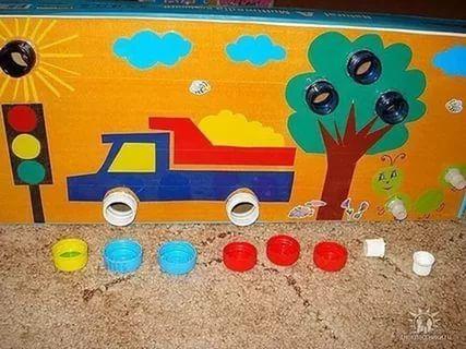 развивающие игры для малышей своими руками: 26 тыс изображений найдено в Яндекс.Картинках