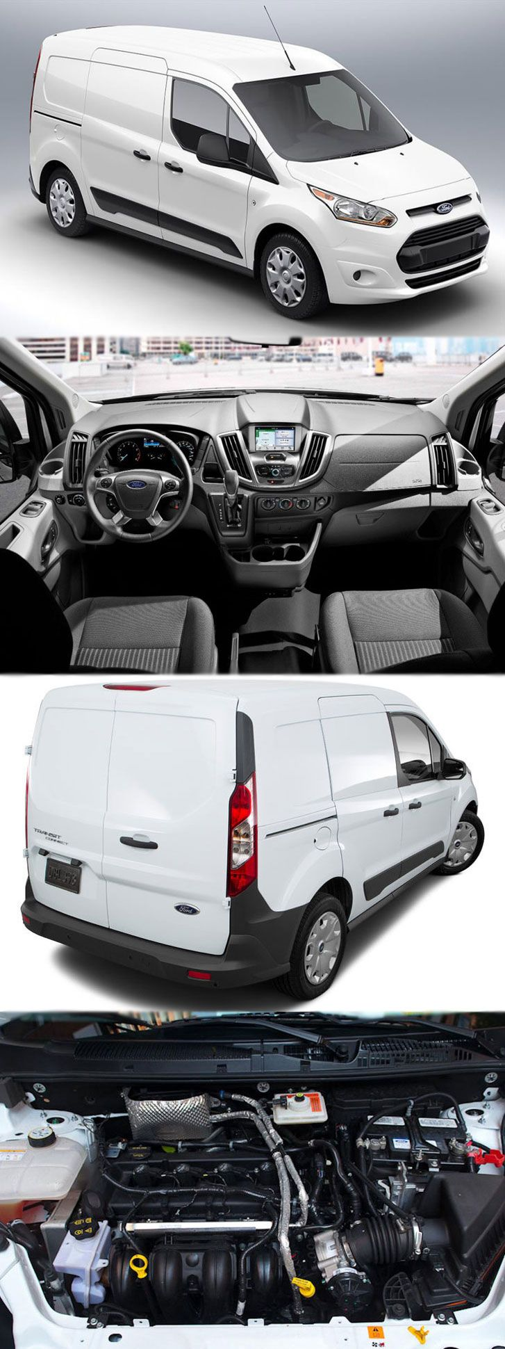 Meet ford s most fuel efficient panel van in the uk get more details at http