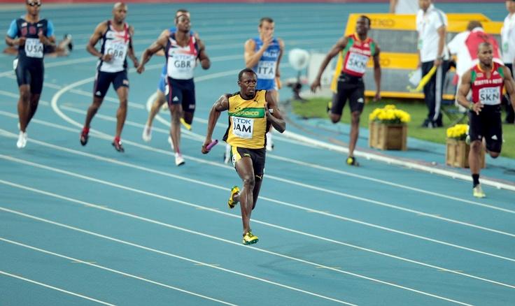 Usain Bolt Racing