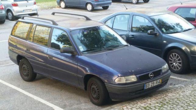 Opel astra 1.7 td izuso 1995 preços usados