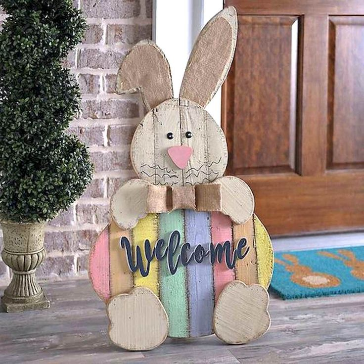 37 Easy and Frugal Easter Decorations Ideas