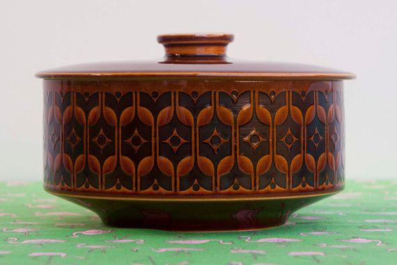 $38 Hornsea Pottery 'Heirloom' Casserole Dish by John by HobbyMum $38