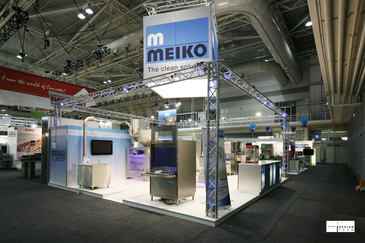 MEIKO @ FINEFOOD As one of the largest manufacturers of commercial dishwashing equipment we developed a presentation that represents Meiko's global standing and advanced research and technology
