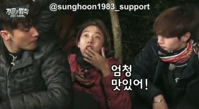 28 個讚,1 則留言 - Instagram 上的 Debbie Moh(@debbie_moh):「 #Repost @sunghoon1983_support ・・・ [ EP267 clip TOMORROW Friday 2 June ] #SUNGHOON #SBS  program… 」