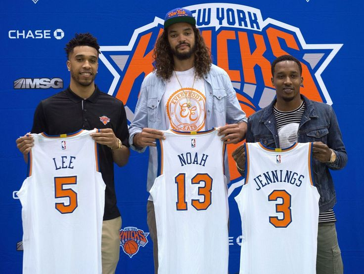 Watch: Brandon Jennings stops by NYC streetball court
