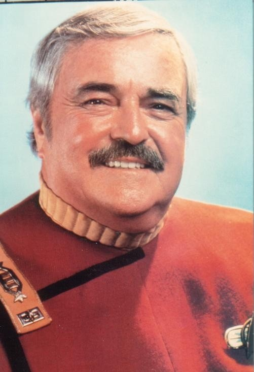 Scotty - Star Trek the original