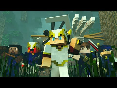 "Minecraft Song ♪ ""I Am Believing"" a Minecraft CrazyCraft Parody (Minecraft Animation) - YouTube"