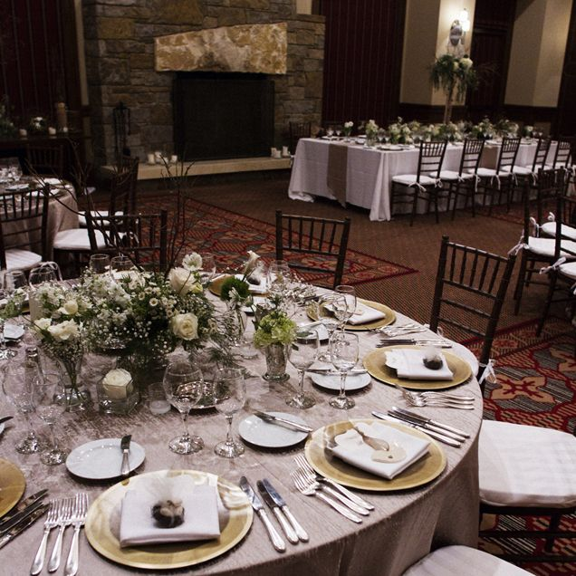 Table Setting For Wedding Reception Pictures: 17 Best Images About Sophie's Wedding On Pinterest