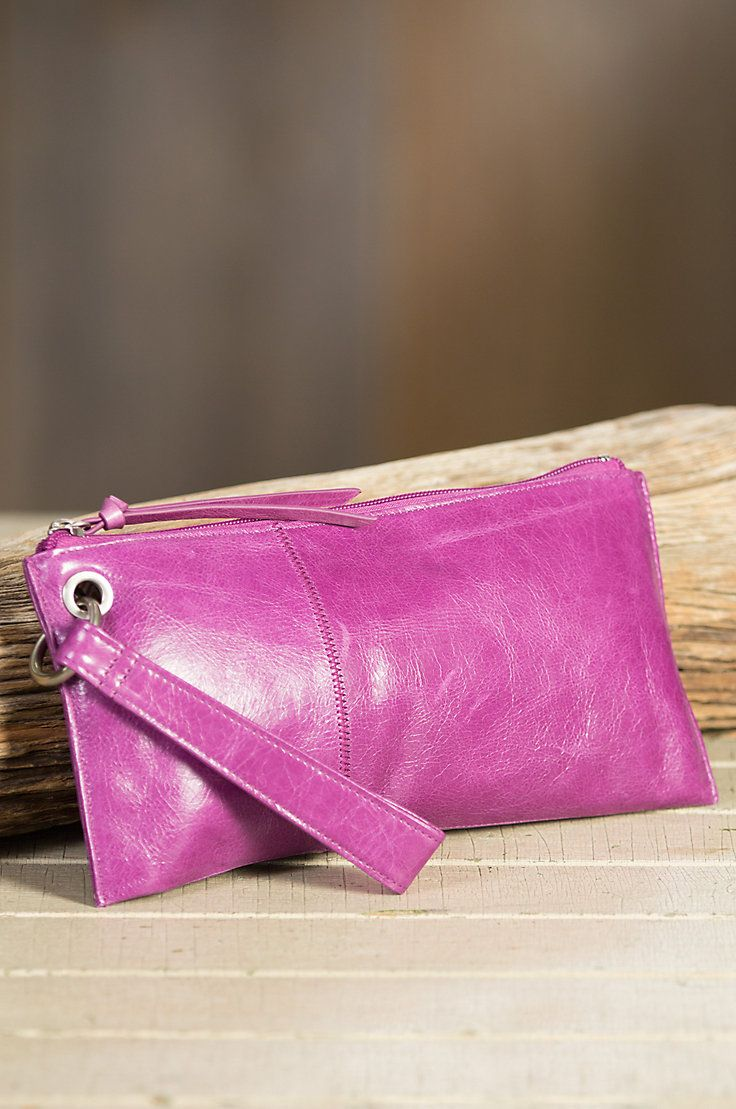 Statement Clutch - Pink Lady by VIDA VIDA