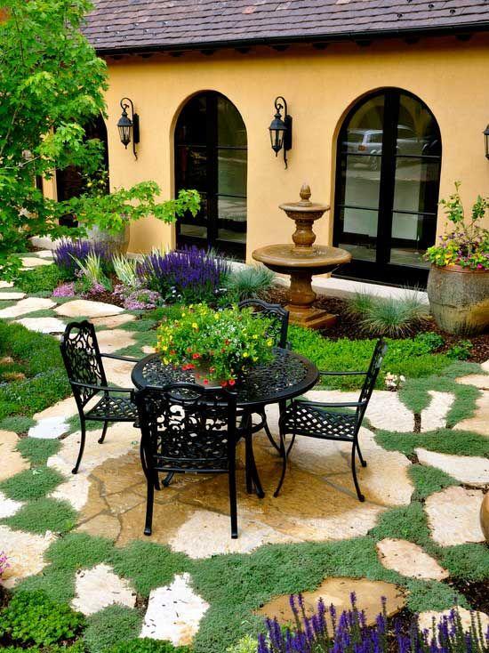 Bahçe ve Teras Dekorasyon Fikirleri, bahçe dekorasyon fikirleri, teras dekoras…