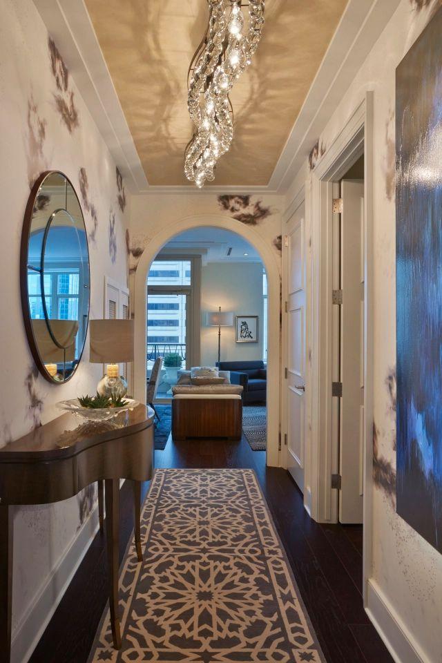Chicago Interior Designer Kenneth Walter Designs a ...