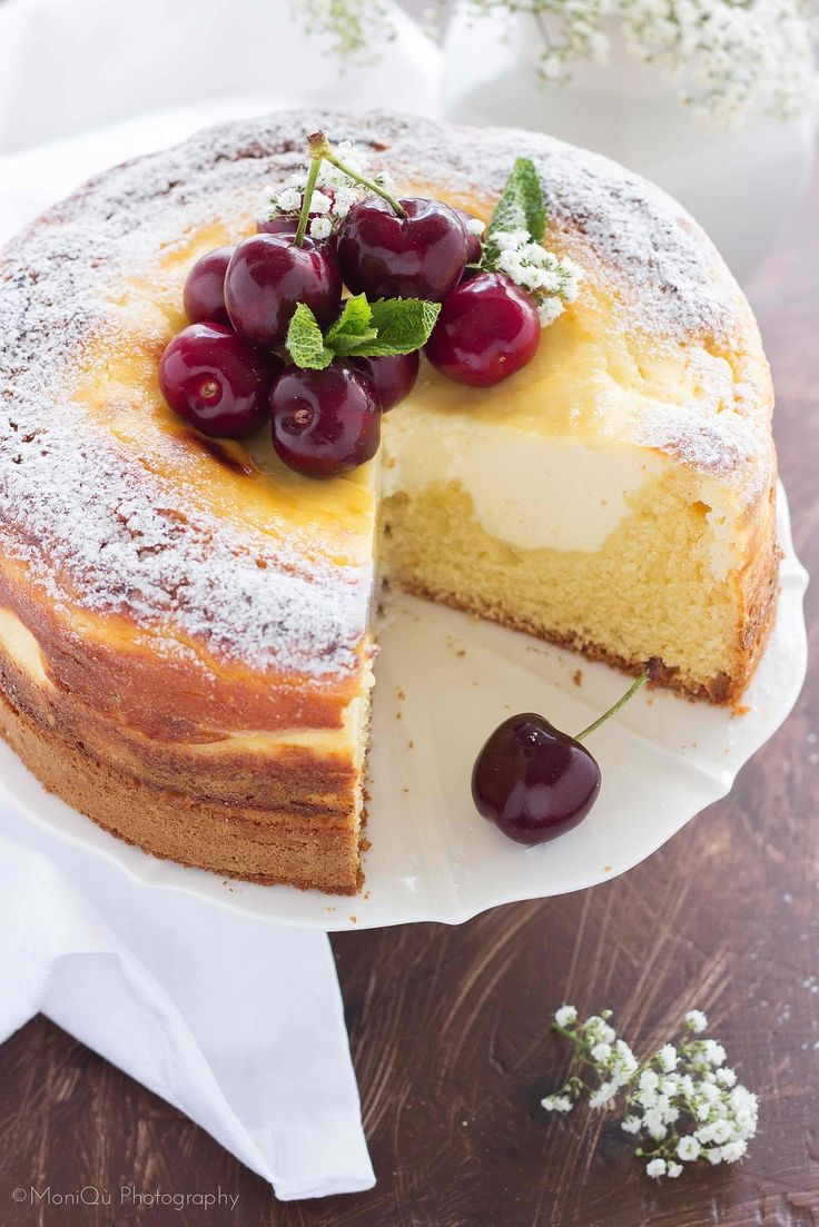 Torta con ricotta | I have managed to decipher the ingredients of this recipe with my severely limited knowledge of the language. Now I just have to figure out the instructions!