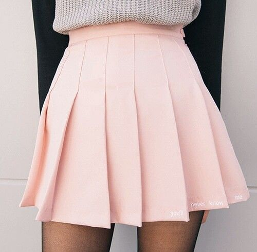 Like the pkeats, but really ♡ the grey-pink combo