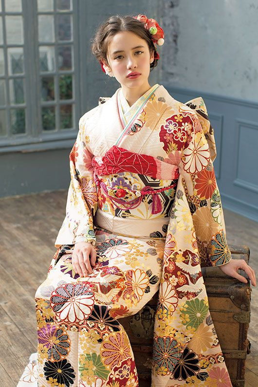 25+ best ideas about Japanese Costume on Pinterest ...