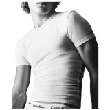 Calvin Klein Men's 365 Short Sleeve Crew, 2-Pack (Apparel)By Calvin Klein