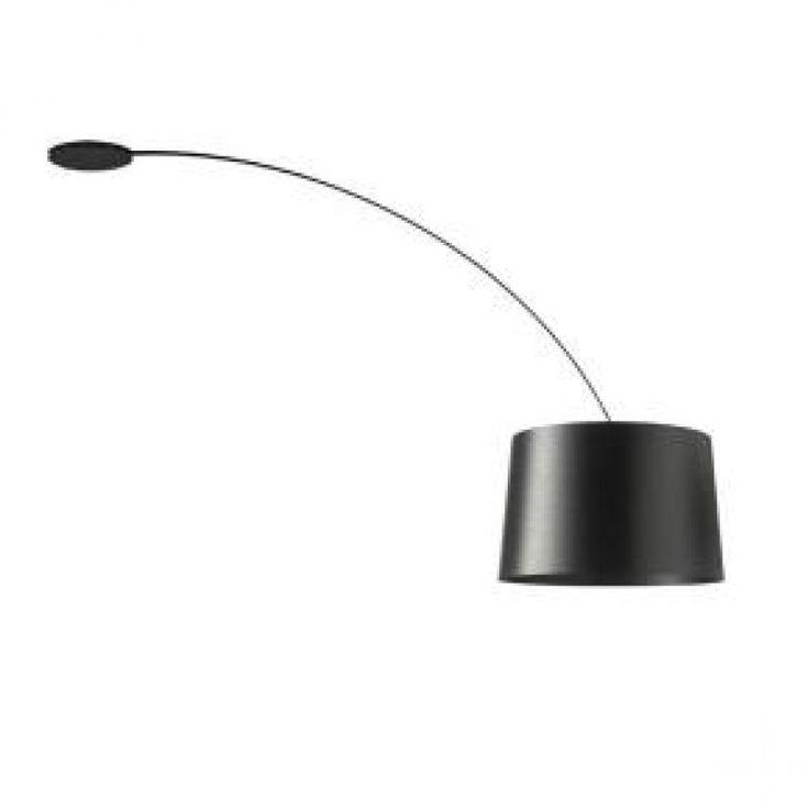 Ventilatore A Soffitto Nero: Feroe ventilatore da soffitto cm con luce e telecomando pale lato.