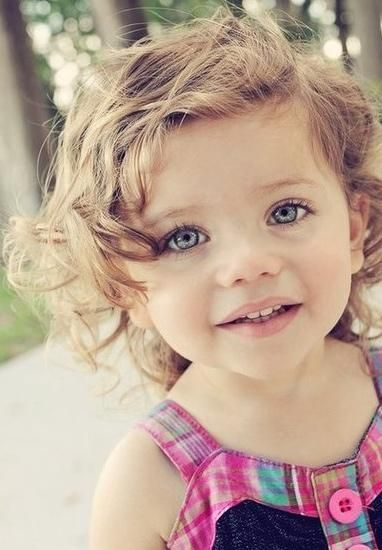 cute baby girl | Tumblr | Baby Faces! | Pinterest | Baby ... Cute Baby Girls With Brown Hair And Blue Eyes
